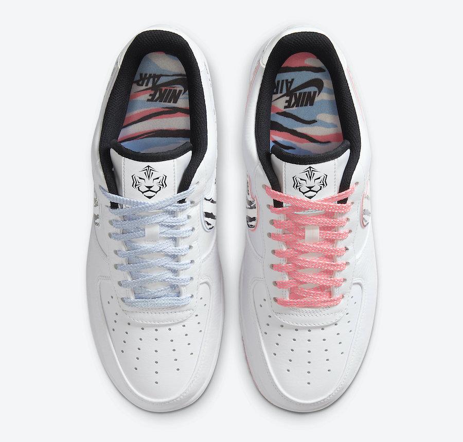 Tenisky Nike Air Force 1 Low Korea CW3919-100