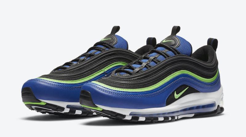 Tenisky Nike Air Max 97 Neon Green CW5419-400