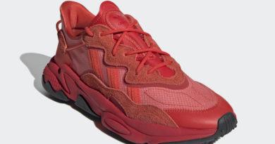 Tenisky adidas Ozweego Glory Red FV2911