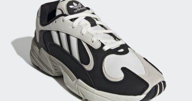 Tenisky adidas Yung-1 Black White EF5342