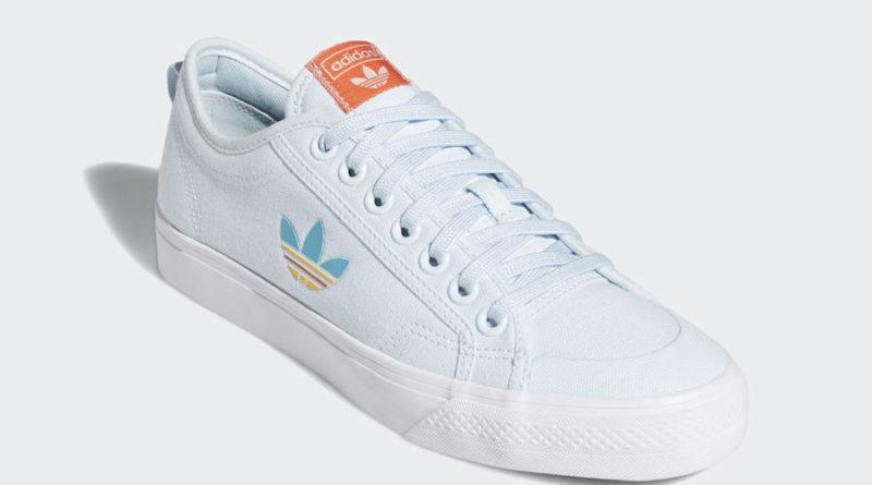 Tenisky adidas Nizza White Sky Tint FW4539