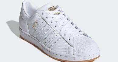 Tenisky adidas Superstar White Gold FW9905
