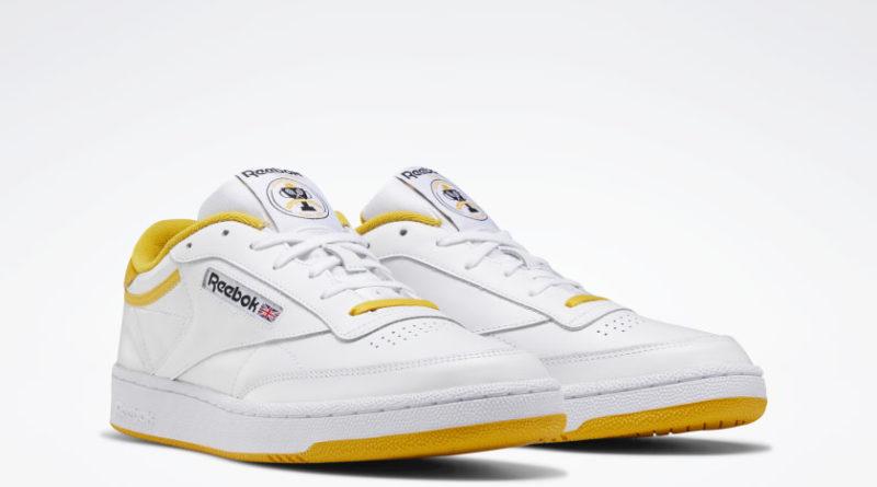 Tenisky Reebok Club C 85 White Gold FX4766