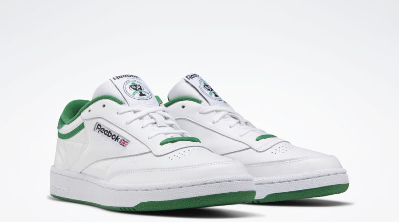 Tenisky Reebok Club C 85 White Green FX4765