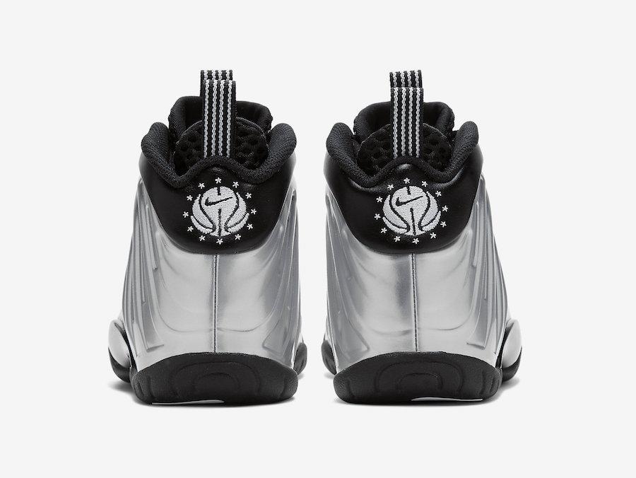 Tenisky Nike Little Posite One Chrome CN5268-001