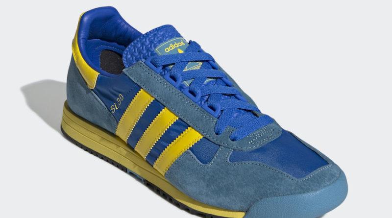Tenisky adidas SL 80 Glow Blue FV4029