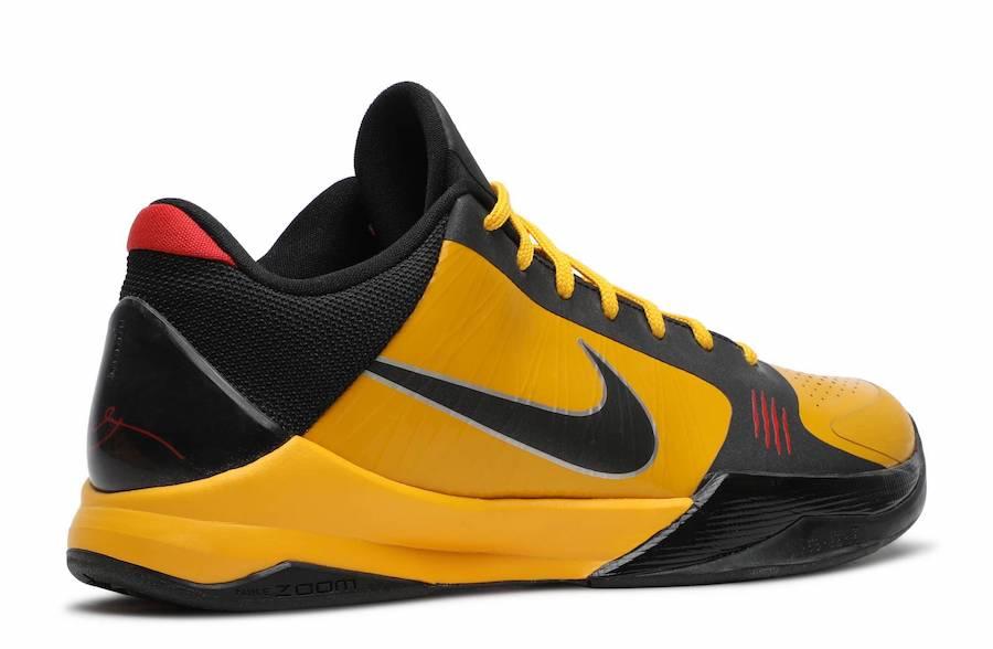 Tenisky Nike Kobe 5 Protro Bruce Lee CD4991-700