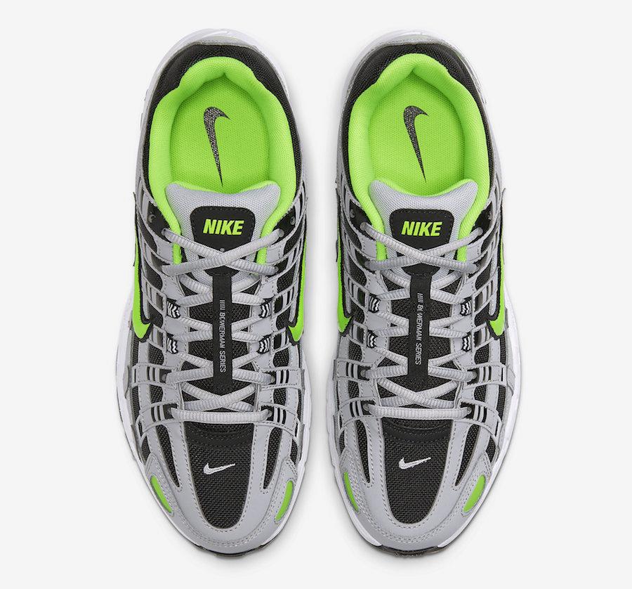 Tenisky Nike P-6000 Electric Green CD6404-005