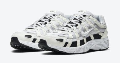 Tenisky Nike P-6000 Metallic Silver CD6404-101
