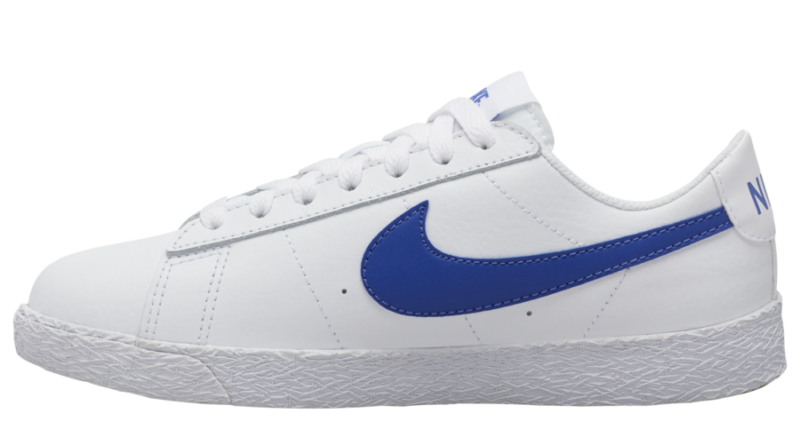 Tenisky Nike Blazer Low White Blue CZ7576-100
