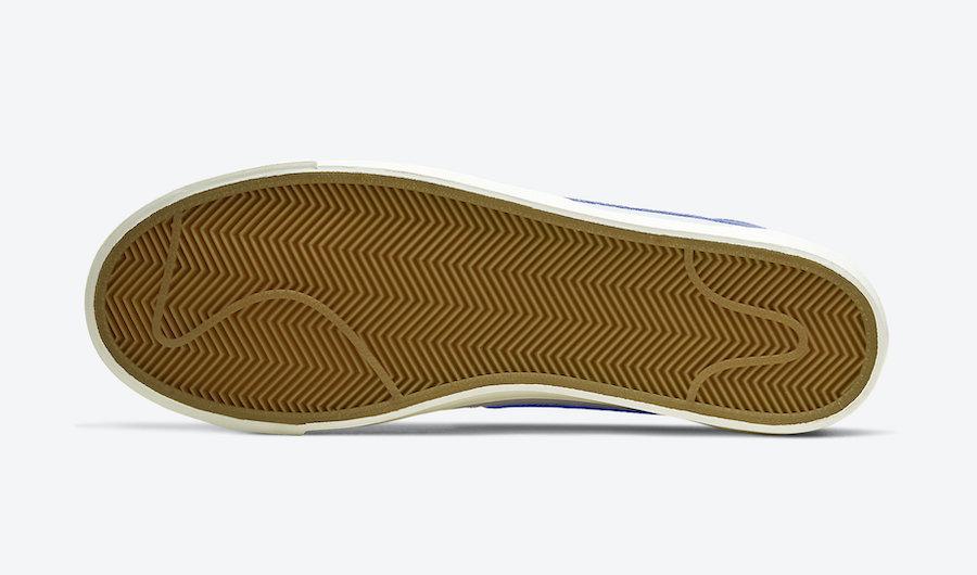 Tenisky Nike Blazer Low Leather CI6377-107