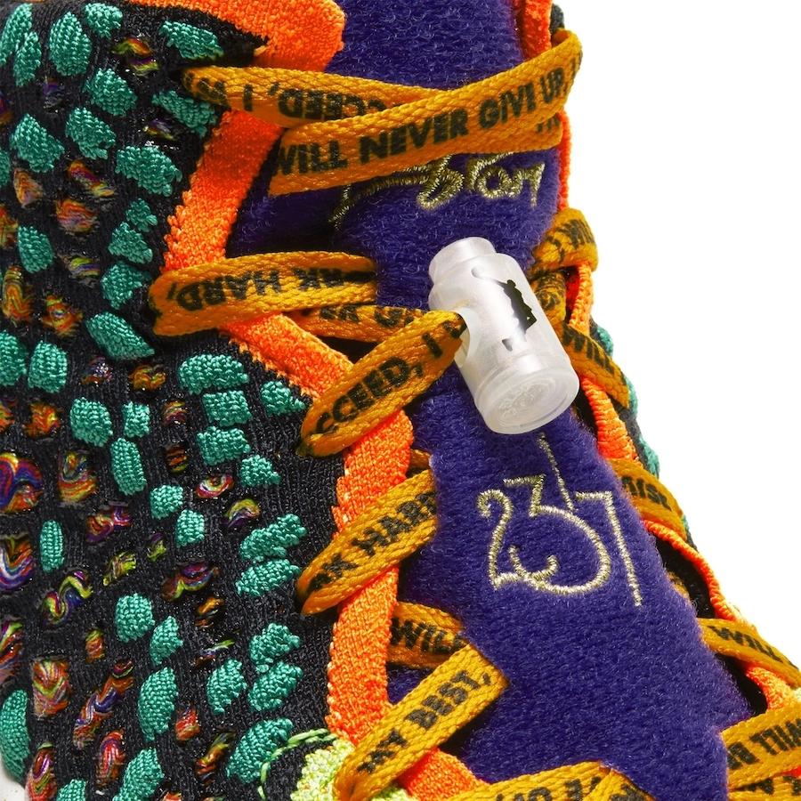 Tenisky Nike LeBron 17 Multi Color CV8079-900