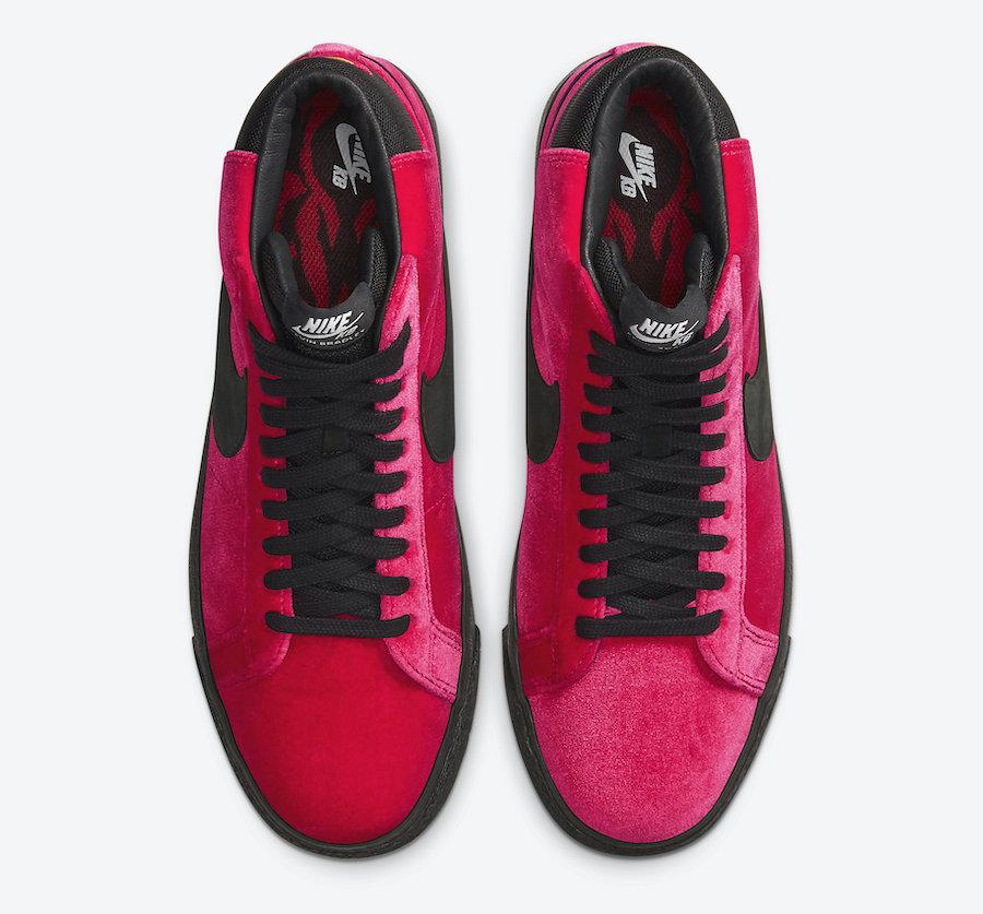 Tenisky Kevin Bradley x Nike SB Blazer Mid CD2569-600