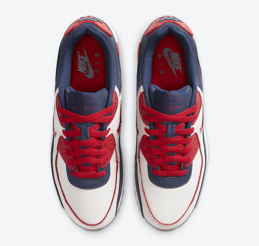 Tenisky Nike Air Max 90 Home & Away CJ0611-101