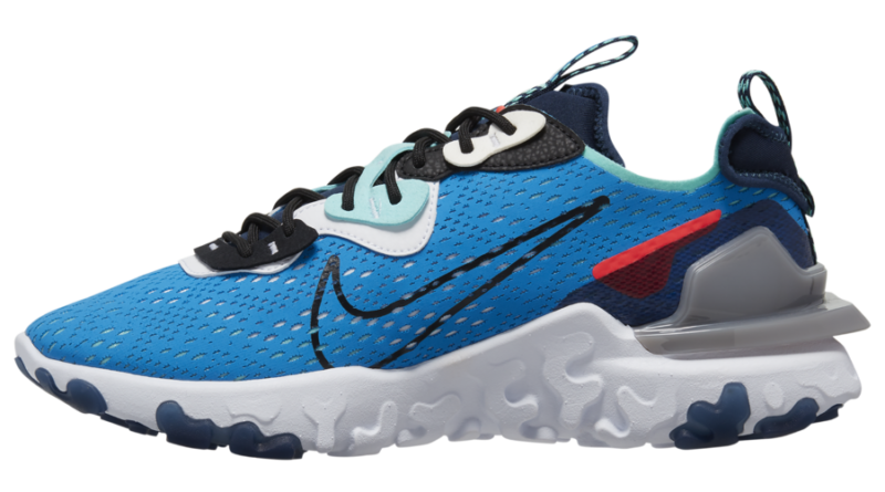 Tenisky Nike React Vision Photo Blue CD4373-400
