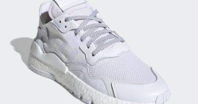 Tenisky adidas Nite Jogger White Reflective FV1267