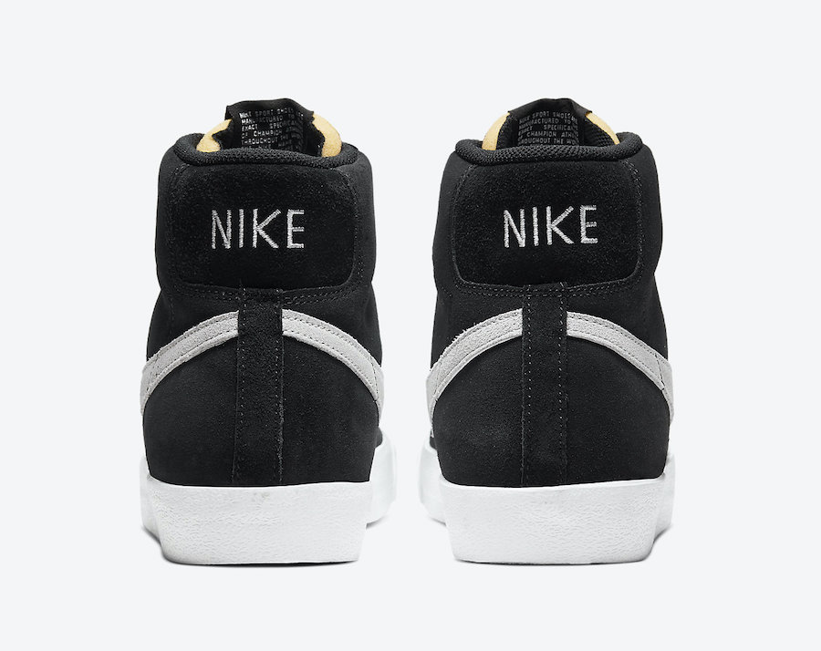 Tenisky Nike Blazer Mid '77 Suede CI1172-002