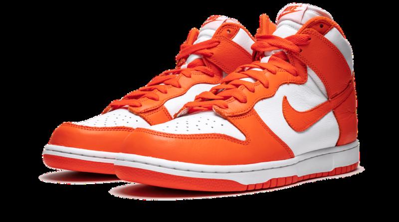 Tenisky Nike Dunk High Syracuse DD1399-101
