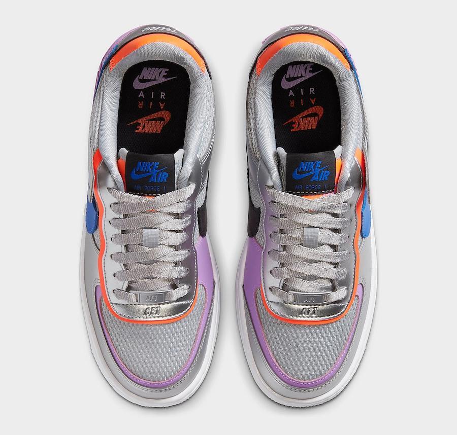 Tenisky Nike Air Force 1 Shadow CW6030-001