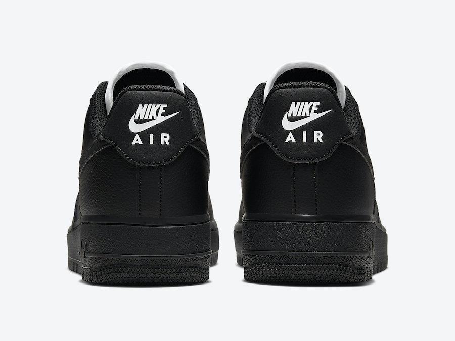 Tenisky Nike Air Force 1 Triple Black CJ1607-001
