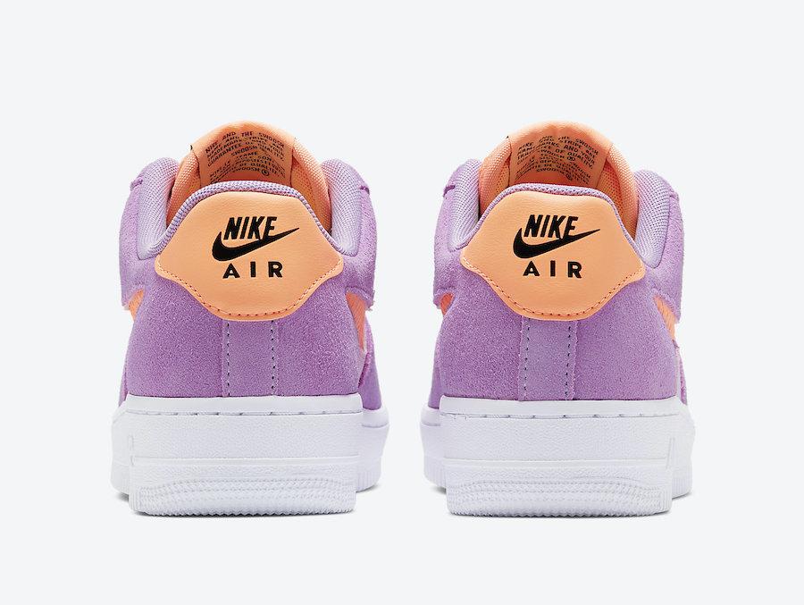 Tenisky Nike Air Force 1 Violet Star CJ1647-500