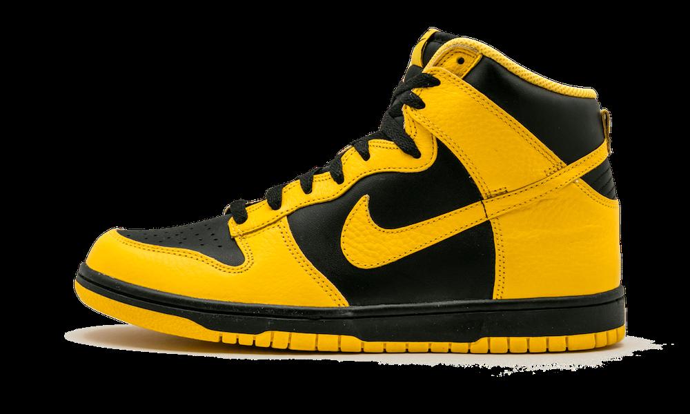 Tenisky Nike Dunk High SP Varsity Maize CZ8149-002