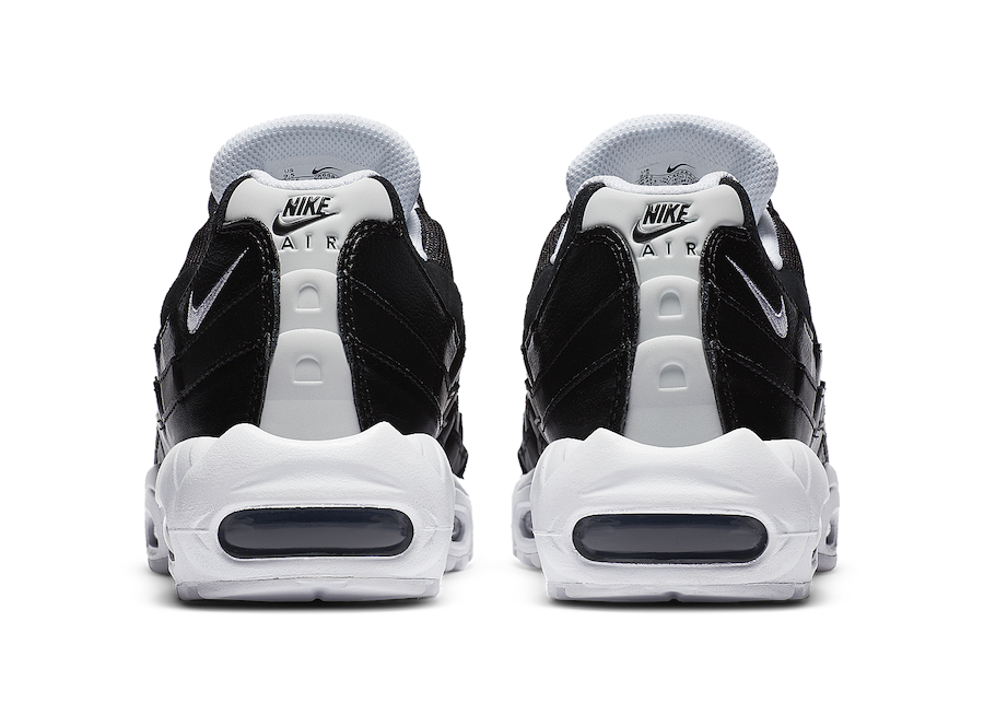 Tenisky Nike Air Max 95 Black White CK6884-001
