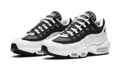 Tenisky Nike Air Max 95 White Black CK6884-100