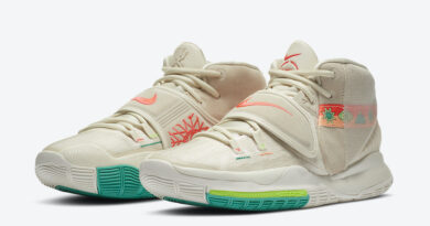 Tenisky Nike Kyrie 6 Light Cream CW1785-200