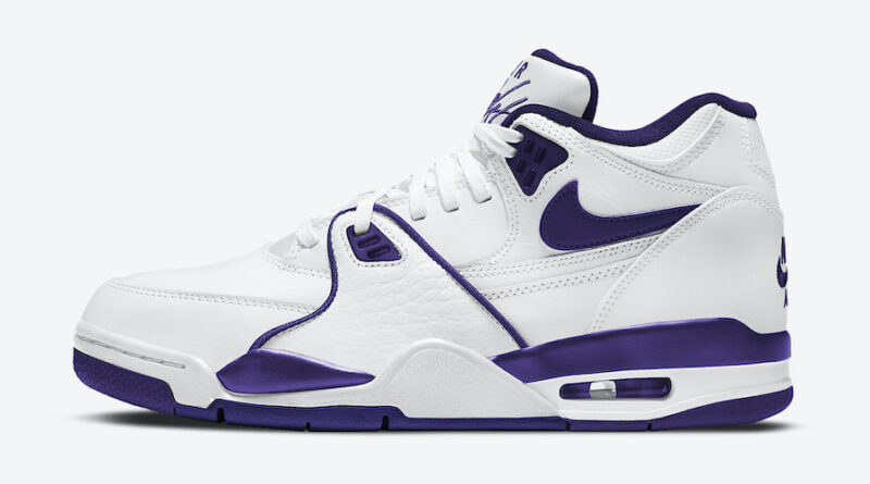 Tenisky Nike Air Flight 89 Court Purple CN0050-101