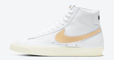 Tenisky Nike Blazer Mid Pale Orange CZ1055-109