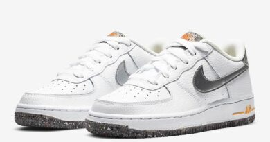 Tenisky Nike Air Force 1 Crater GS DB1558-100