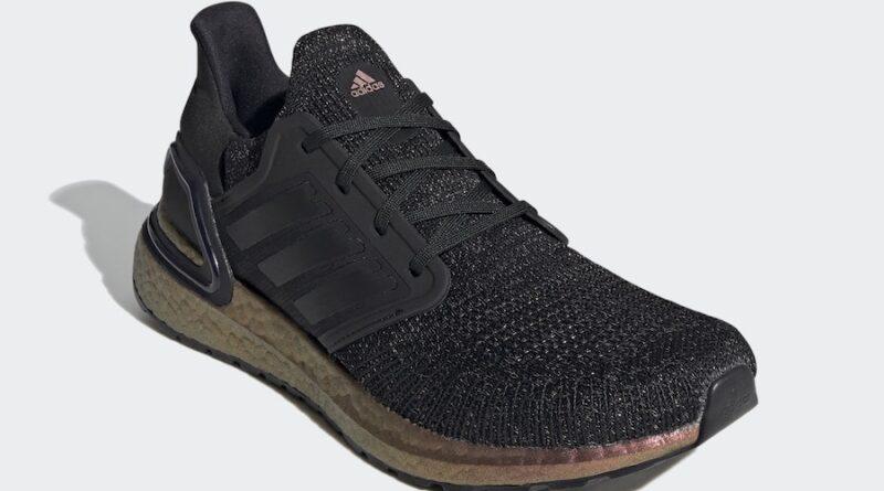 Tenisky adidas Ultra Boost 2020 Black Bronze FV8335