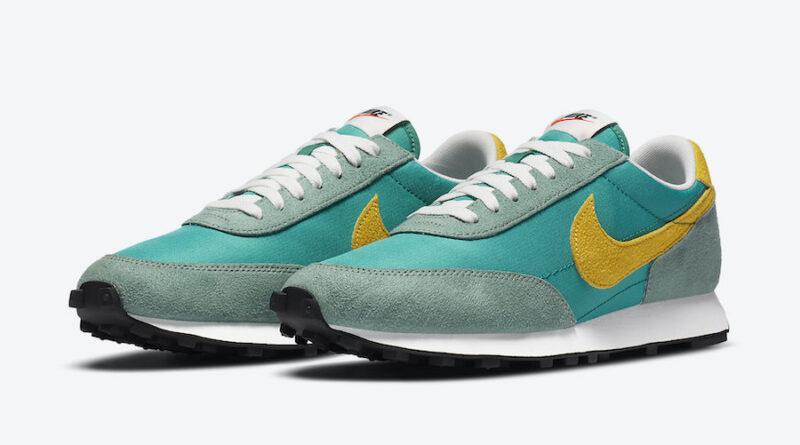 Tenisky Nike Daybreak SP Neptune Green DA0824-300