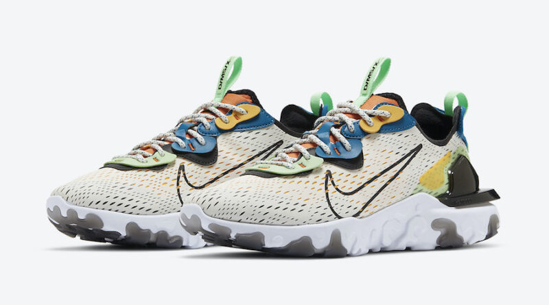 Tenisky Nike React Vision Green Abyss CZ7870-001