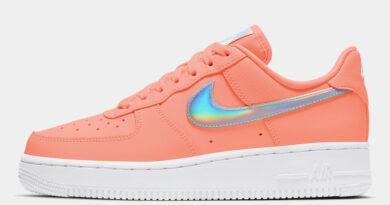 Tenisky Nike Air Force 1 WMNS Pink White CJ1646-601