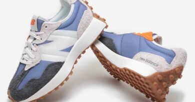 Tenisky New Balance 327 Magnetic Blue WS327COC