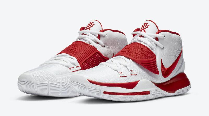 Tenisky Nike Kyrie 6 University Red CZ4938-100