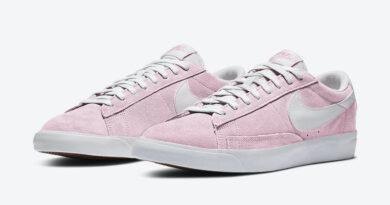 Tenisky Nike Blazer Low Pink Foam CZ4703-600