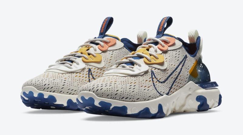 Tenisky Nike React Vision Orewood Brown CD4373-103