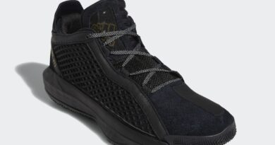 Tenisky adidas Dame 6 Core Black FV8627