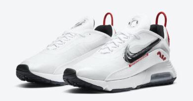 Tenisky Nike Air Max 2090 Brushstroke Swoosh DA4304-100