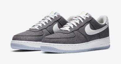 Tenisky Nike Air Force 1 Iron Grey CN0866-002