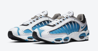 Tenisky Nike Air Max Tailwind 4 White Blue CT1284-100