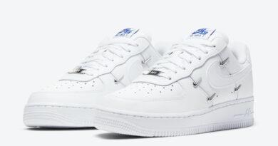 Tenisky Nike Air Force 1 LX White CT1990-100