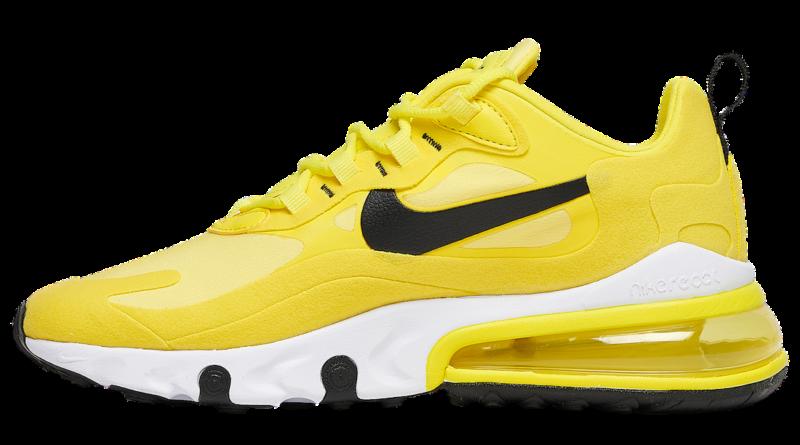 Tenisky Nike Air Max 270 React Yellow CZ9370-700