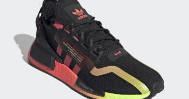 Tenisky adidas NMD R1 V2 Black Pink FY5918