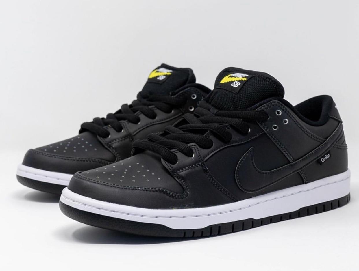 Tenisky Civilist x Nike SB Dunk Low CZ5123-001