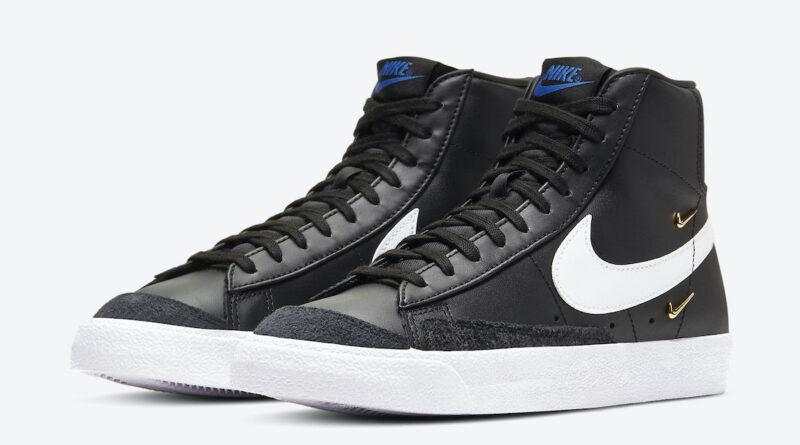 Tenisky Nike Blazer Mid '77 LX Black CZ4627-001