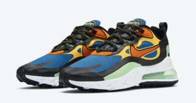 Tenisky Nike Air Max 270 React Blue CZ7869-300
